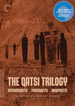 Criterion Collection: the Qatsi Trilogy