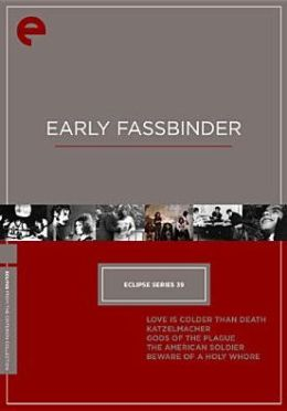 Criterion Collection: Eclipse 39 - Early Fassbinder