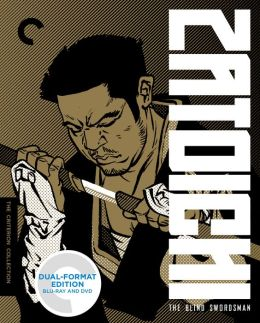 Zatoichi: The Blind Swordsman (Blu-ray + DVD)