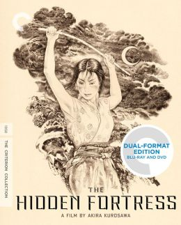The Hidden Fortress (Blu-ray + DVD)