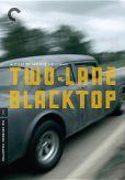 Video/DVD. Title: Two-Lane Blacktop
