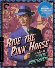 Video/DVD. Title: Ride the Pink Horse