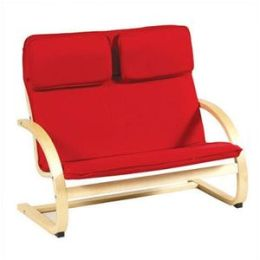 Red Kiddie Couch
