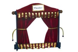 Royal Table Top Puppet Theater