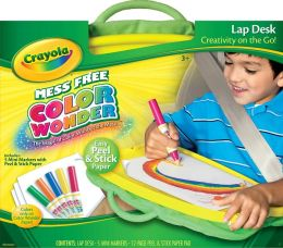 Color Wonder Lap Desk