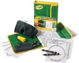 Crayola Dry-Erase Activity Center Travel