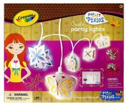 Crayola Pop Art Pixies Tatum Party Lights
