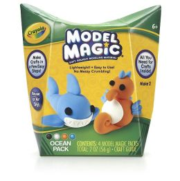 Crayola Model Magic Ocean Craft Kit