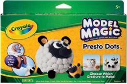 Model Magic Presto Dots Sheep