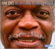 Hank Jones Trio with Mads Vinding and Al Foster