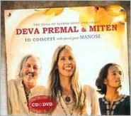 Deva Premal and Miten in Concert [CD/DVD]