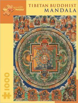 Puzzle Mandala Jigsaw Puzzle