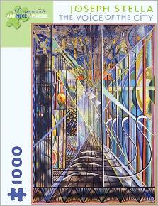 Joseph Stella: The Voice of the City 1000 Piece Jigsaw Puzzle