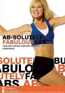 Ab-Solutely Fabulous Abs