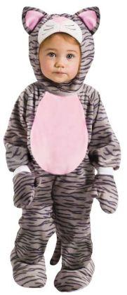 Little Stripe Kitten Infant Costume: Infant (12/24 Months)
