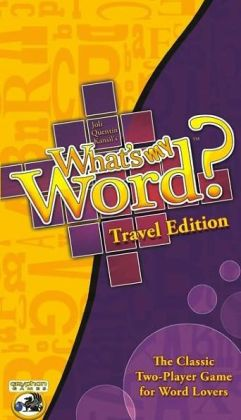 What's My Word? Travel Edition Game