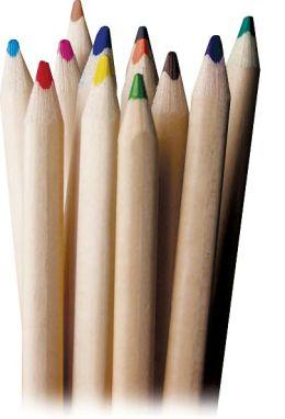 P'kolino 12 Triangle Pencils