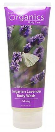 Desert Essence 52602 Bulgarian Lavender Body Wash
