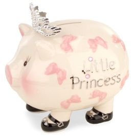 Princess Tiara Piggy Bank