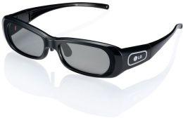 LG AG-S250 3D Active Shutter Glasses