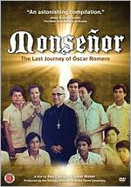 Monseñor: The Last Journey of Óscar Romero