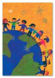 Product Image. Title: Unicef Kids Around The World Christmas Boxed Card
