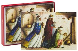 Bywaters Three Wise Men Christmas Boxed Cards