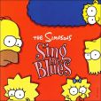 CD Cover Image. Title: The Simpsons Sing the Blues, Artist: The Simpsons