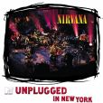 CD Cover Image. Title: MTV Unplugged in New York, Artist: Nirvana
