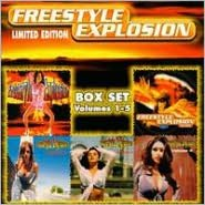 Freestyle Explosion, Vol. 1-5
