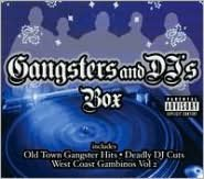 Gangsters and DJ's Box [Box Set]