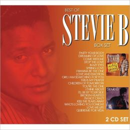 Best of Stevie B: Mega Dance Classic/Love Songs