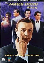James Bond Story