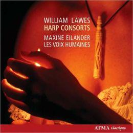 William Lawes: Harp Consorts