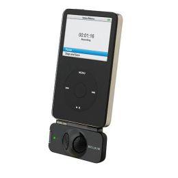 F8z082-Blk Tunetalk Stereo Voice Recorder (Belkin)