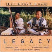 Legacy: 16th-18th Century Music from India