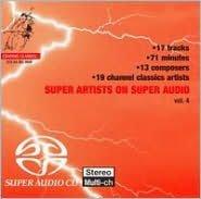 Super Artists on Super Audio, Vol. 4