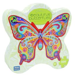 Beautiful Butterflies 500 PC