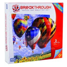 Breakthrough Puzzle Level 2 Hot Air Balloons