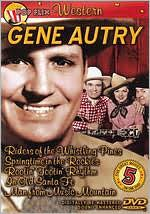Gene Autry: 5 Movies