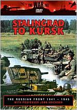 The Russian Front: From Stalingrad to Kursk