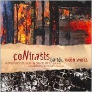 Contrasts: Bartók Violin Works