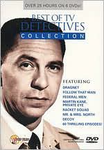 Best of Tv Detectives Collection (6pc) / (B&W)