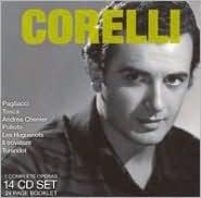 Legendary Performances of Corelli [Box Set]