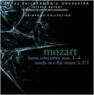 Mozart: Horn Concertos Nos. 1-4; Rondo in E-flat major