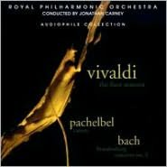 Vivaldi: The Four Seasons / Pachelbel: Canon / Bach: Brandenburg Concerto No. 3