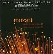 Mozart: Piano Concerto No. 21; Piano Concerto No. 23