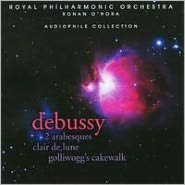 Debussy: 2 Arabesques; Clair de Lune; Golliwogg's Cakewalk