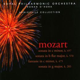 Mozart: Sonatas; Fantasie