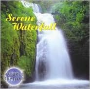 Nature's Rhythms: Serene Waterfall